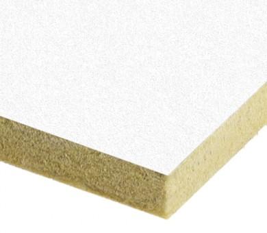 24 бр. Цветни Пана минерална вата Eurocoustic Tonga A22 D1 Argile - 22/600/600 мм