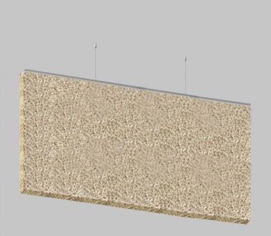 Висящо пано от дървесни влакна KNAUF HERADESIGN Baffle Basic Fine - 30/600/1800 мм
