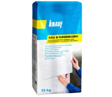 Студоустойчиво циментово лепило за плочки KNAUF Fliesenkleber N - 25кг