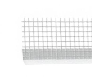 PVC профил за цокълен профил с армираща мрежа Knauf 2,5м - 100 мм