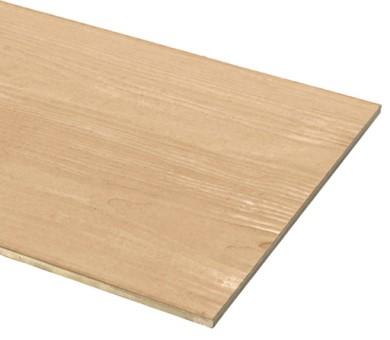 Фиброциментова плоскост Ekobord Wood 010 - 12/1250/2500 мм