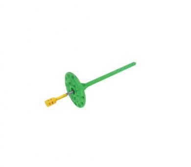 Универсален PVC дюбел с метален пирон Knauf за топлоизолация от каменна вата Ø8мм - 115мм