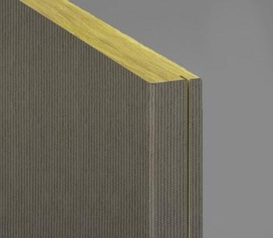 Стенно пано минерална вата Ecophon Akusto Wall C / Texona Pepper - 40/600/2700 мм