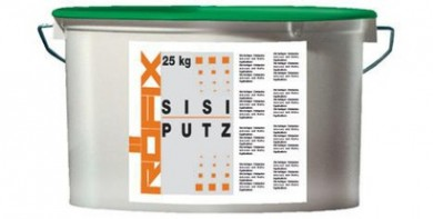 Roefix SiSi-Putz Силикон-силикатна мазилка