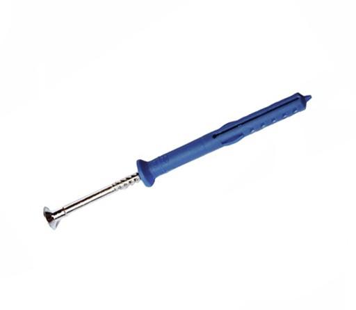 PVC дюбел с винт Knauf L8 80 мм - 50 бр.