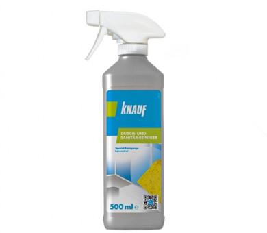 Препарат за почистване на баня Knauf Dusch und Sanitar Reiniger - 500мл