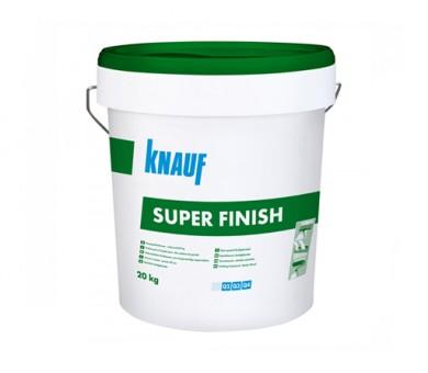 Универсална готова шпакловъчна и фугираща смес Knauf Super Finish - 20кг