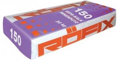 Roefix 150 Лека варо-гипсова мазилка