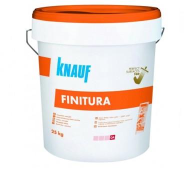 Суперфина готова шпакловка Knauf Finitura - 25кг