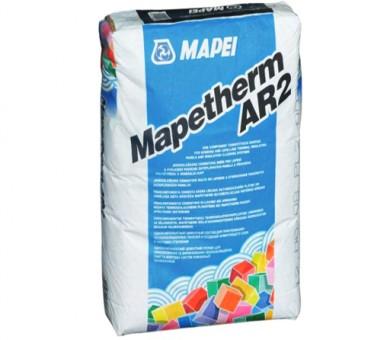 Лепилна и шпакловъчна маса за топлоизолация MAPEI Mapetherm AR2 - 25кг
