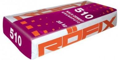 Варо-циментова хастарна мазилка Roefix 510