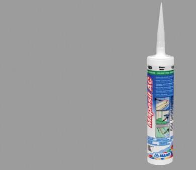 Силикон MAPEI Mapesil AC 310 мл - 112 Medium Grey (12 бр. в кашон)