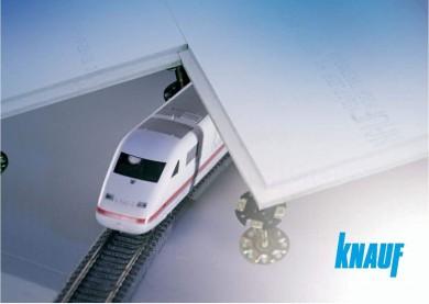Системи за повдигнат под Knauf F124