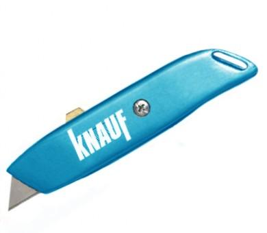 Метален макетен нож Knauf