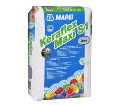 Циментово лепило MAPEI Keraflex Maxi S1 - Grey 25кг