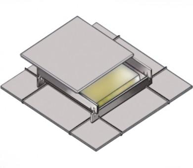 8 бр. Огнезащитна кутия за таван KNAUF Ceiling Solutions Armstrong Fire Box - 19/600/600 мм