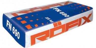 Саморазливна подова шпакловка Roefix FN 690