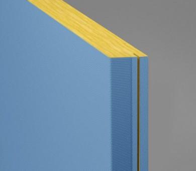 Стенно пано минерална вата Ecophon Akusto Wall C / Super G Blue 481 - 40/600/2700 мм