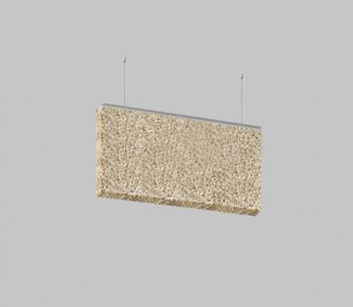 Висящо пано от дървесни влакна KNAUF HERADESIGN Baffle Basic Fine - 30/300/600 мм