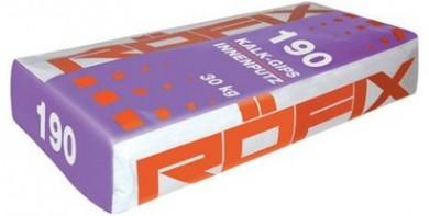 Roefix 190 Варо-гипсова вътрешна мазилка