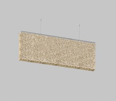 Висящо пано от дървесни влакна KNAUF HERADESIGN Baffle Basic Fine - 30/300/1200 мм