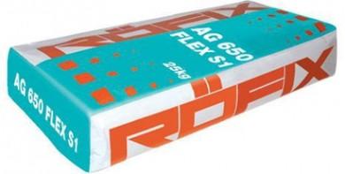 Roefix AG 650 Flex Лепило за плочки C2 TE S1
