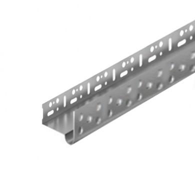 Цокълен профил KNAUF 100 мм - 2500 мм
