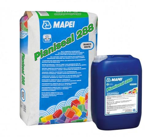 Двукомпонентен циментов хоросан за хидроизолация MAPEI Planiseal 288 A+B - 25кг