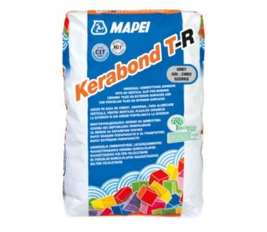 Лепило за керамични плочки MAPEI Kerabond T-R - 25кг